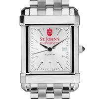 St. John's Men's Collegiate Watch w/ Bracelet