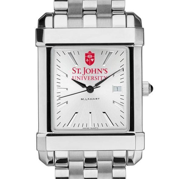 St. John's Men's Collegiate Watch w/ Bracelet