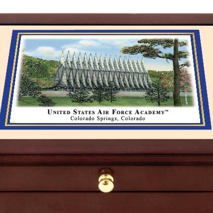 Air Force Academy US Mini Desk Box - Image 2