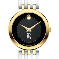 Rice Women's Movado Esparanza Two-Tone Museum with Bracelet
