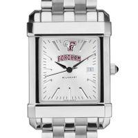 Fordham Men's Collegiate Watch w/ Bracelet