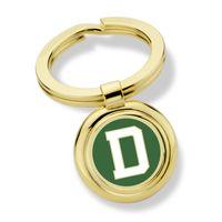 Dartmouth College Enamel Key Ring