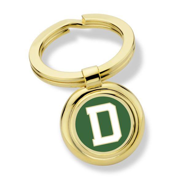 Dartmouth College Enamel Key Ring - Image 1