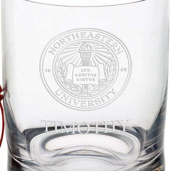 Northeastern Tumbler Glasses - Set of 4 - Image 3