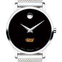 Virginia Commonwealth University Women's Movado Museum with Mesh Bracelet