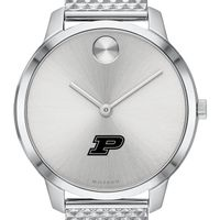 Purdue University Women's Movado Stainless Bold 35