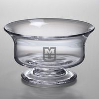 University of Missouri Simon Pearce Glass Revere Bowl Med