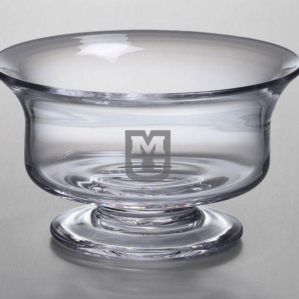 University of Missouri Simon Pearce Glass Revere Bowl Med - Image 2