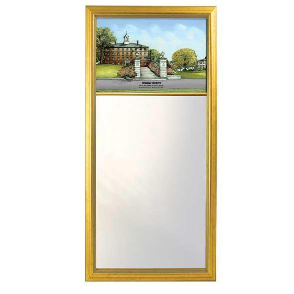 Williams College Eglomise Mirror