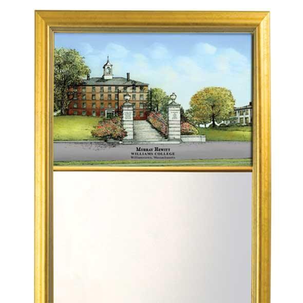 Williams College Eglomise Mirror - Image 2