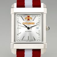 Iowa State University Collegiate Watch with NATO Strap for Men