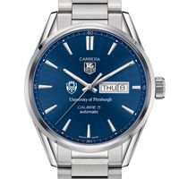 Pitt Men's TAG Heuer Carrera with Day-Date