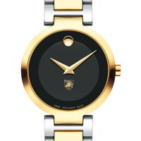 US Military Academy Women's Movado Two-Tone Modern Classic Museum with Bracelet