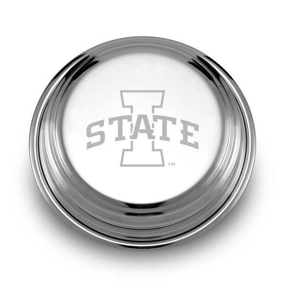 Iowa State University Pewter Paperweight