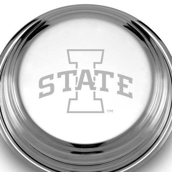 Iowa State University Pewter Paperweight - Image 2