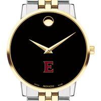 Elon Men's Movado Two-Tone Museum Classic Bracelet