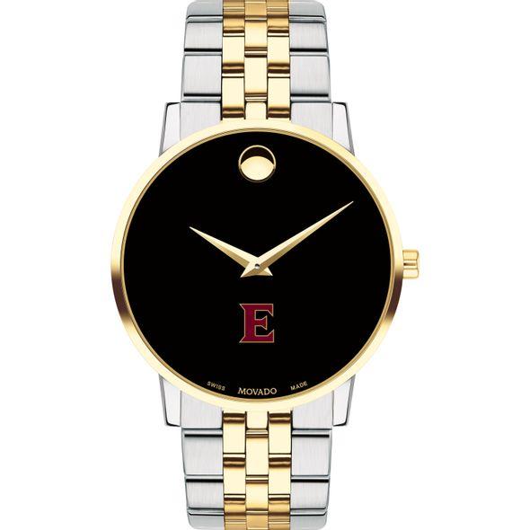 Elon Men's Movado Two-Tone Museum Classic Bracelet - Image 2