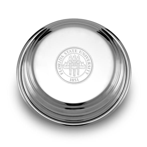 Florida State Pewter Paperweight