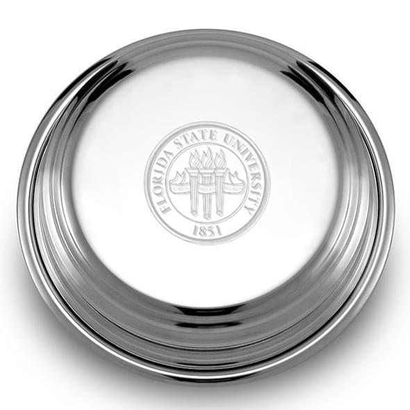 Florida State Pewter Paperweight - Image 2