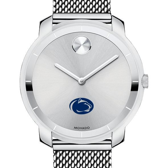 Penn State University Women's Movado Stainless Bold 36