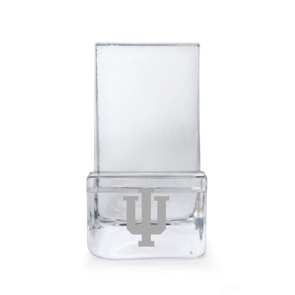 Indiana Glass Phone Holder by Simon Pearce