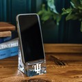 Indiana Glass Phone Holder by Simon Pearce - Image 3