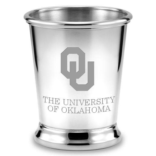 Oklahoma Pewter Julep Cup - Image 2