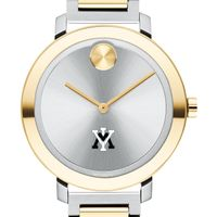 Virginia Military Institute Women's Movado Two-Tone Bold 34