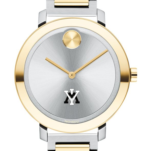 Virginia Military Institute Women's Movado Two-Tone Bold 34 - Image 1