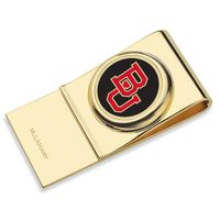 Boston University Enamel Money Clip