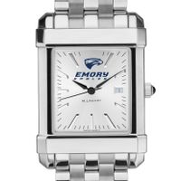 Emory Men's Collegiate Watch w/ Bracelet