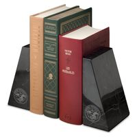Gonzaga Marble Bookends by M.LaHart