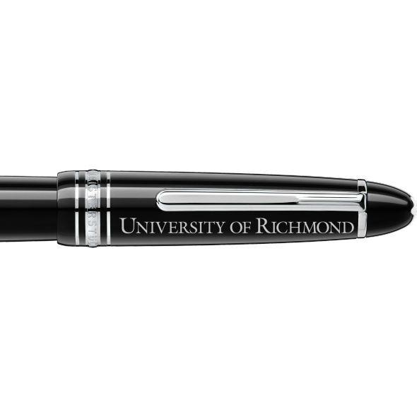 University of Richmond Montblanc Meisterstück LeGrand Fountain Pen in Platinum - Image 2
