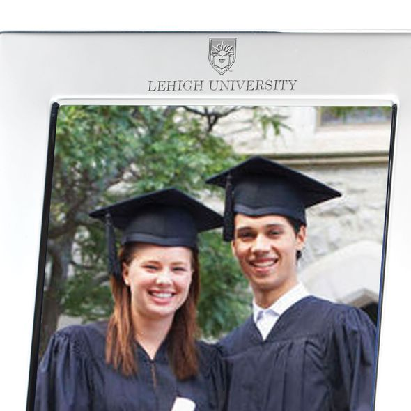 Lehigh Polished Pewter 5x7 Picture Frame - Image 2