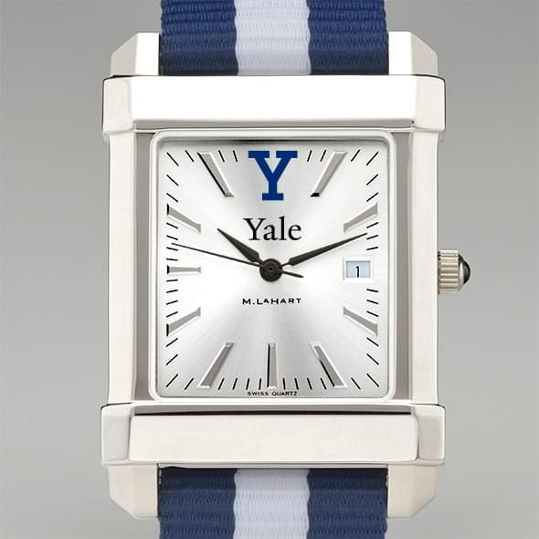 Yale University Collegiate Watch with NATO Strap for Men