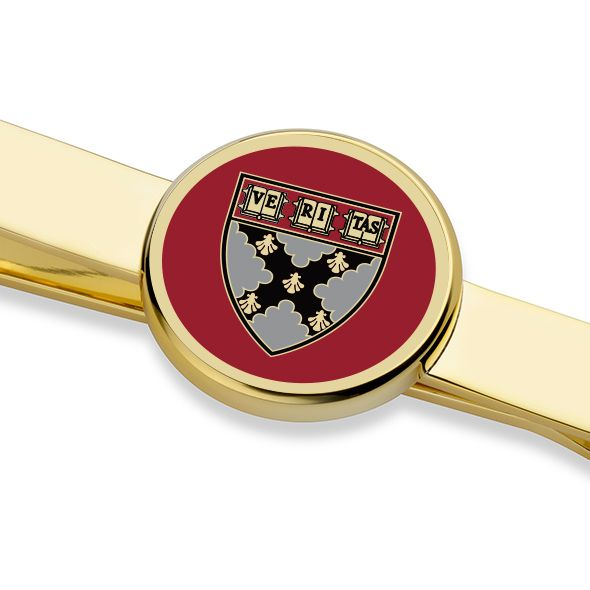 Harvard Business School Tie Clip - Image 2