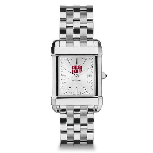 Chicago Booth Men's Collegiate Watch w/ Bracelet - Image 2