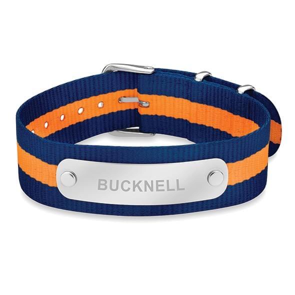 Bucknell University NATO ID Bracelet - Image 1