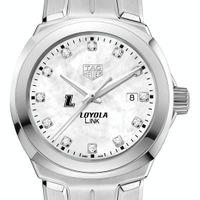 Loyola TAG Heuer Diamond Dial LINK for Women
