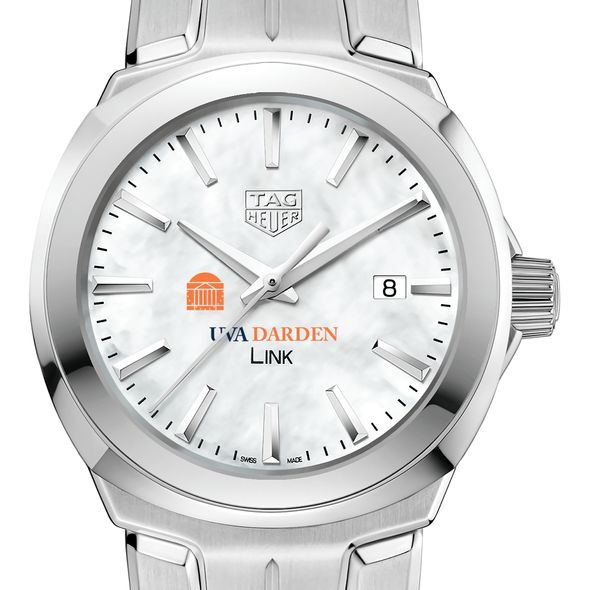 UVA Darden TAG Heuer LINK for Women - Image 1