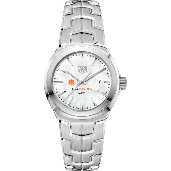 UVA Darden TAG Heuer LINK for Women - Image 2