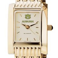 Auburn Women's Gold Quad with bracelet