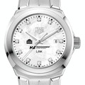 MIT Sloan TAG Heuer Diamond Dial LINK for Women - Image 1