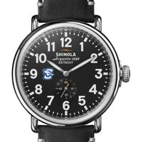 Creighton Shinola Watch, The Runwell 47mm Black Dial
