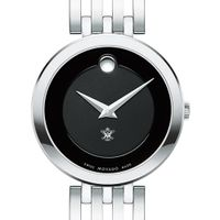 College of William & Mary Women's Movado Esparanza Stainless Steel Museum with Bracelet