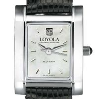 Loyola Women's MOP Quad with Leather Strap