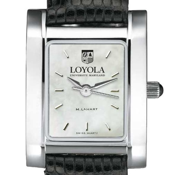 Loyola Women's MOP Quad with Leather Strap - Image 1