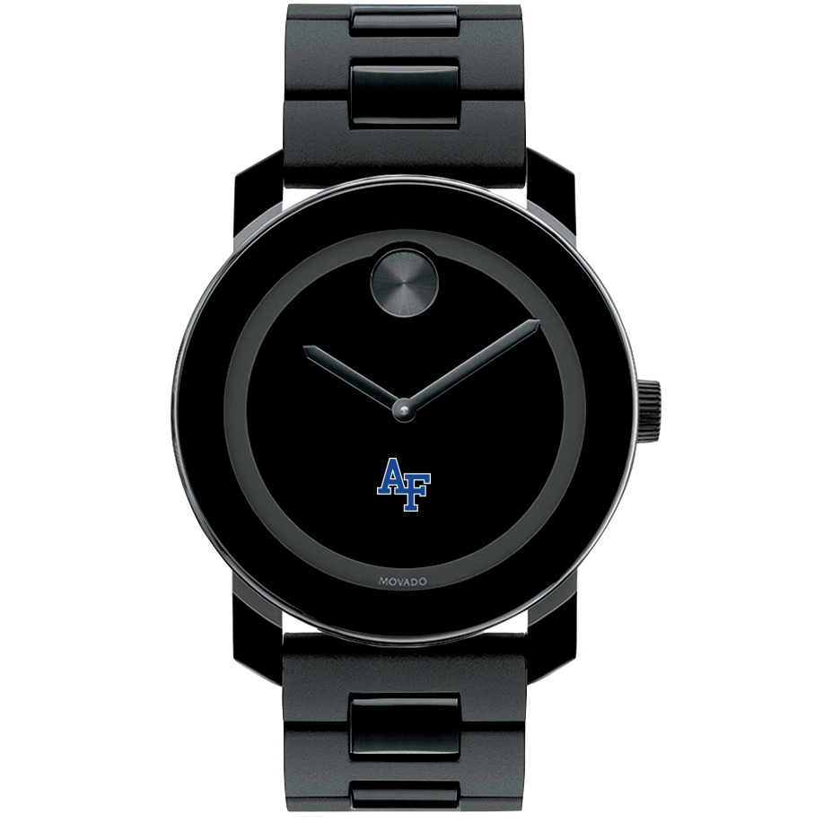 US Air Force Academy Men's Movado BOLD with Bracelet - Image 2