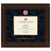 Carnegie Mellon Diploma Frame - Excelsior