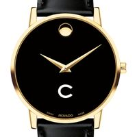 Colgate Men's Movado Gold Museum Classic Leather